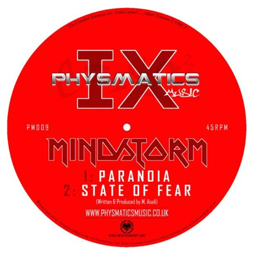 Mindstorm - State of Fear - Physmatics IX - OUT NOW!