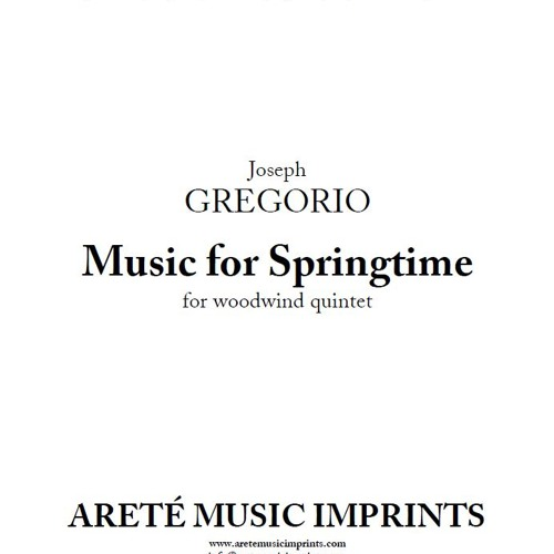 Music for Springtime - I. | Joseph Gregorio
