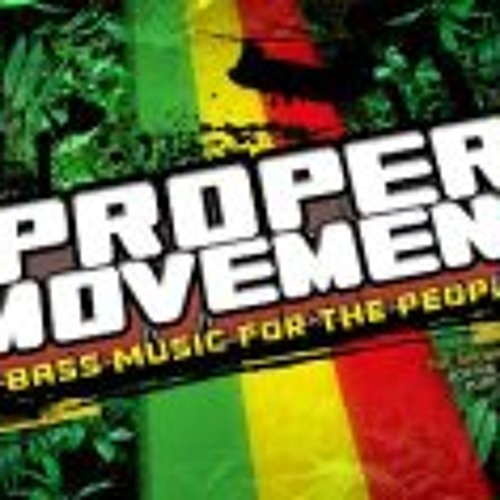 Bday set @ Proper Movement April 3rd 2013 (internal mix) DnB Portland, OR