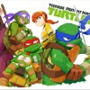 tmnt theme song! :D or some of it