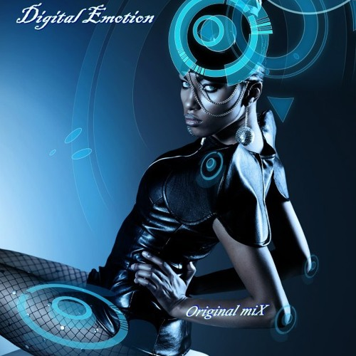 The woman in black Original Mix by Tiziano Digital Emotion ft Dj Omino 06