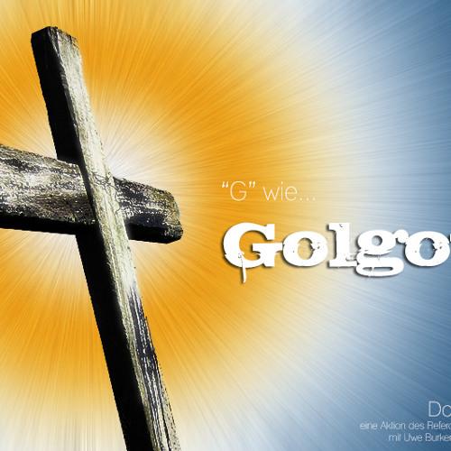 G wie Golgota
