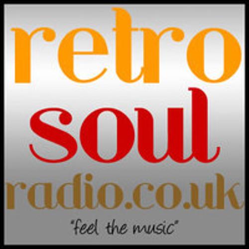 Martin Shaw -  Soul Sessions on Retro Soul Radio 05-04-2013