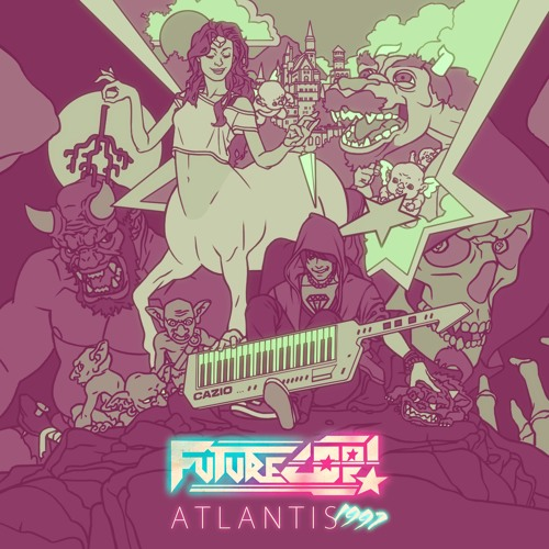 Futurecop! - Atlantis 1997 (Instrumental)