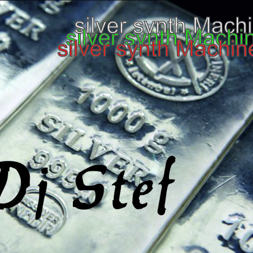 Silver synth machine