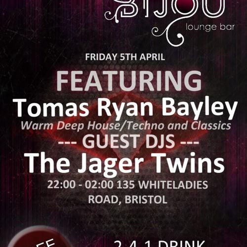 Tomas Ryan Bayley Live @ DIVERSION Bijou 05 April 13