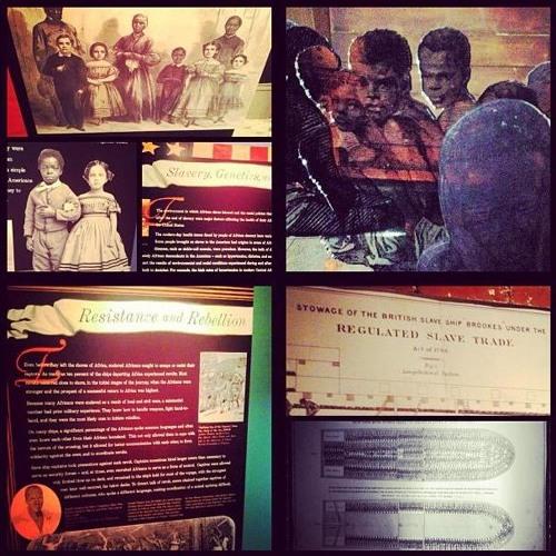 "Strange Fruit #26: A Look at the Transatlantic Slave Trade through ""Spirits of the Passage"" Exhibit"