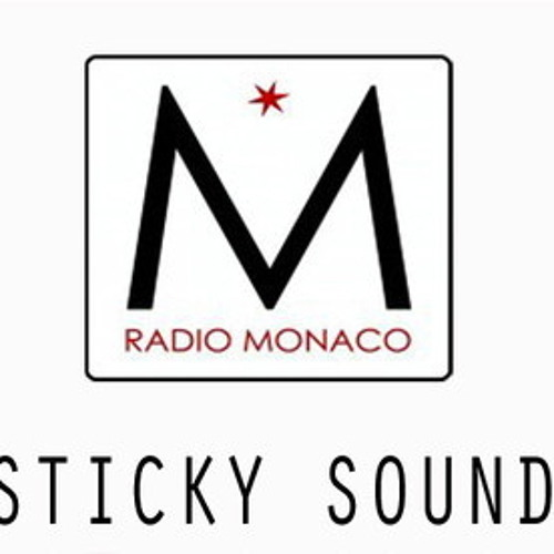LAURENT N. MIX FOR STICKY SOUND @ RADIO MONACO APRIL 2013