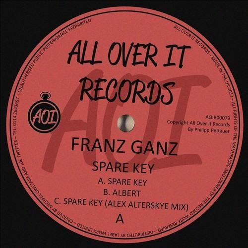 Franz Ganz - Albert (All Over It Records)