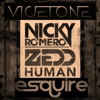 Vicetone vs Liz - Human Spark (eSQUIRE Mashup)