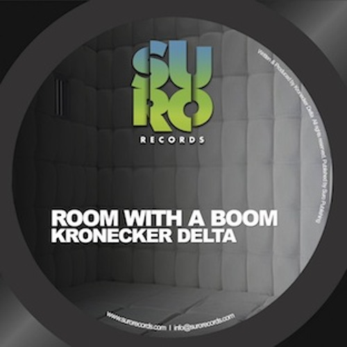 SUR010 - ROOM WITH A BOOM