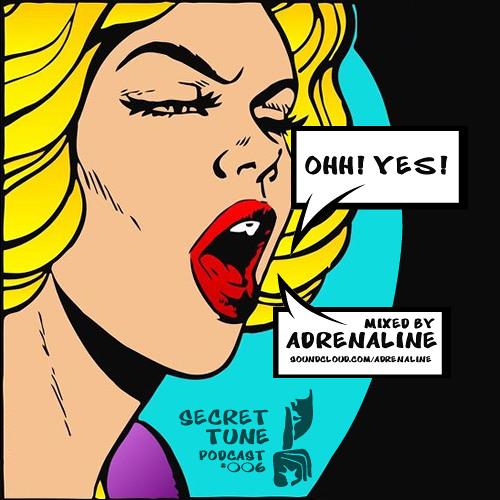 Adrenaline - H0t Sessions Pod Cast @ Secret Tune