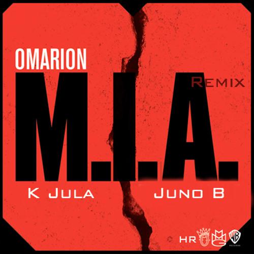 Omarion - M.I.A. (Feat. K Jula & Juno B) (Remix)