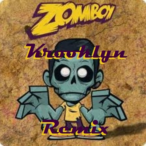 Here To Stay - Zomboy Feat. Lady Chan (Krooklyn Remix)