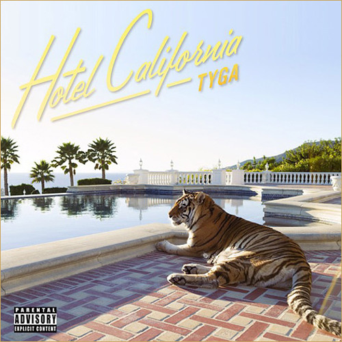 Tyga (feat The Game) - It Never Rains