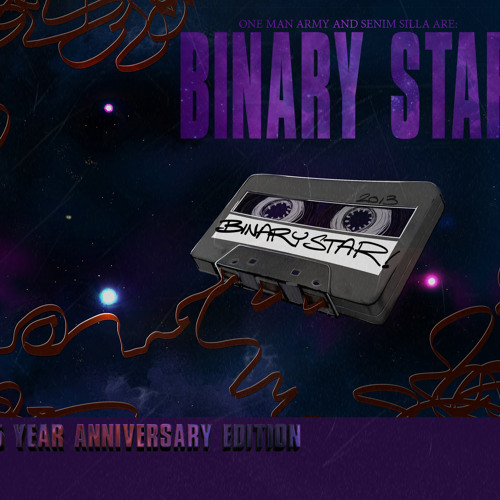 Thumper aka the Caped Crusader aka the King James Diversion || Binary Star (New EP, 2013)