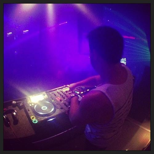 Wesley Toledo - Live @ Weekend Club 30-03-2013