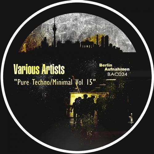 Jon Pulse - Nightmares (Demo) now on Berlin Aufnahmen - Various Artists - Pure Techno/Minimal Vol 15