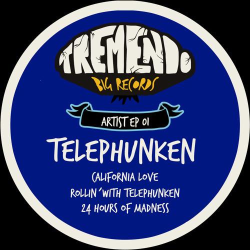 Tremendo Big Records presents TELEPHUNKEN artist ep 01