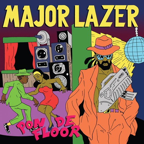 Major Lazer - Pon De Floor [Bökken Remix]