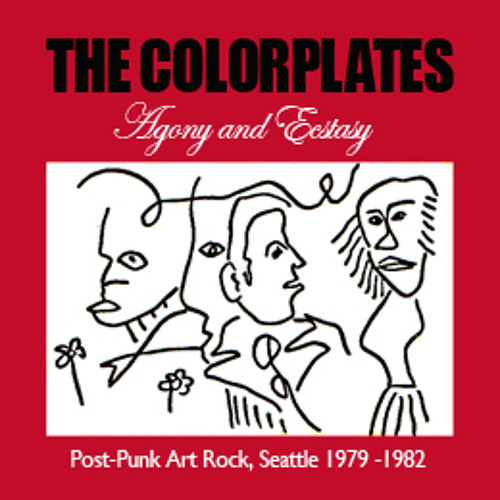 The Colorplates - My Little Red Book