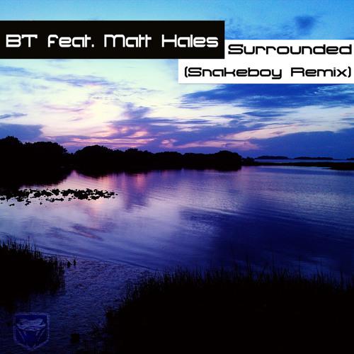 BT feat. Matt Hales - Surrounded (Snakeboy Remix)