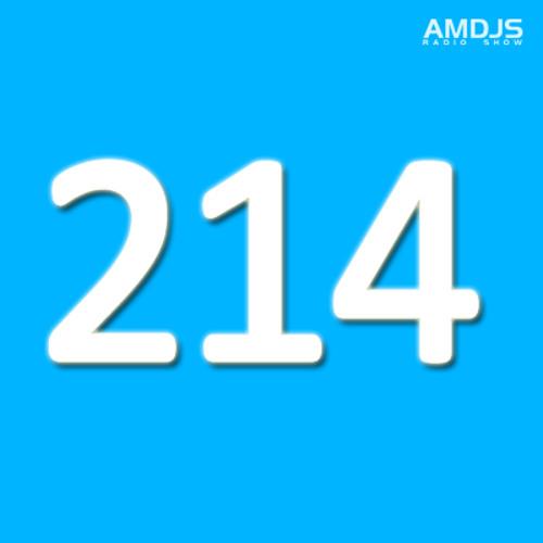 AMDJS Radio Show VOL214 (Feodor AllRight & Elena Mechta)