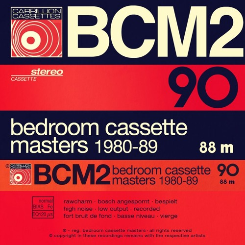 Every rare bit (1986) - Bedroom Cassette Masters 1980-89 Volume Two