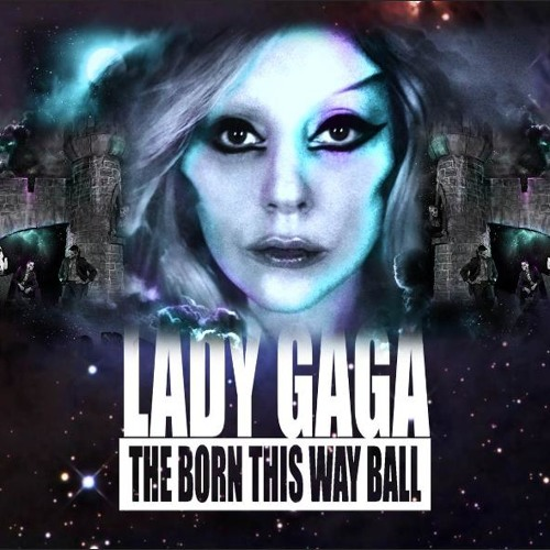 Lady Gaga - Born This Way Ball Tour Studio Album by