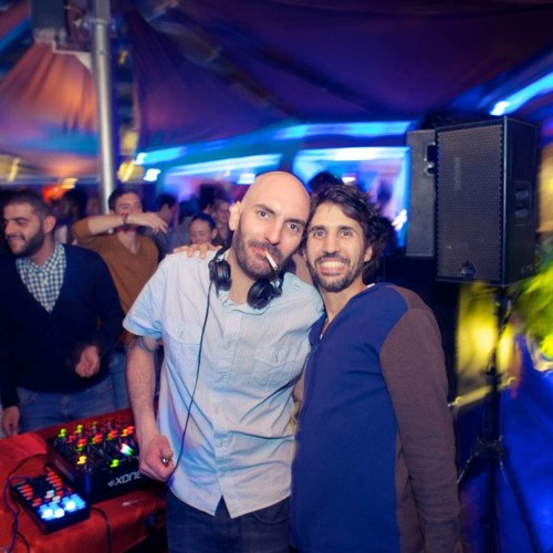 Rayko live mix @ Nacelle B-Side (Cairo) Part 1