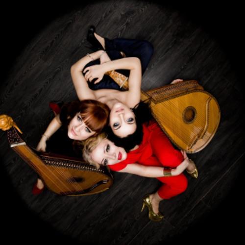 Trio bandura players KRALYA - Трио бандуристок Краля