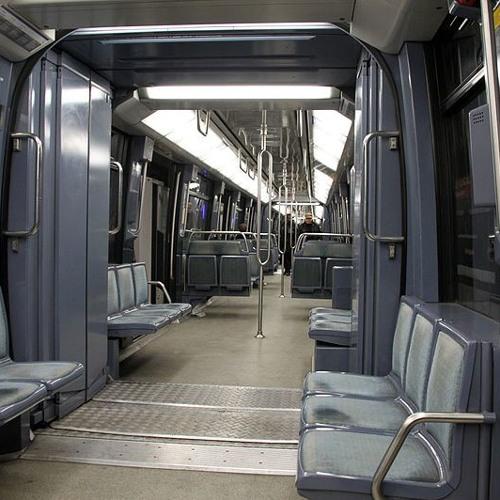 [Paris - RATP] MP89 CC - Métro 4 entre Montparnasse Bienvenüe et Cité
