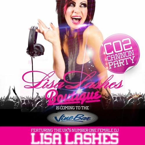 LISA LASHES VINE MIX