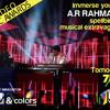 A.R.Rahman at MTV VMAI Music Awards 2013 - TV Recording