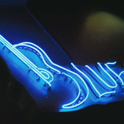 Blues-rock jam
