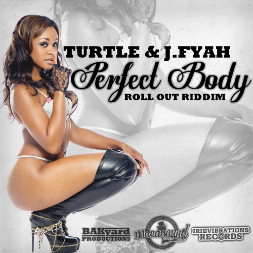 Turtle & J Fyah - Perfect Body (Roll Out Riddim) MOCA JUNIORS SOUND APRIL 2013