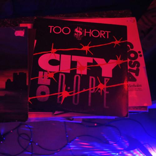 City Of Dope - Too $hort ^ Bodybuilderz Screw