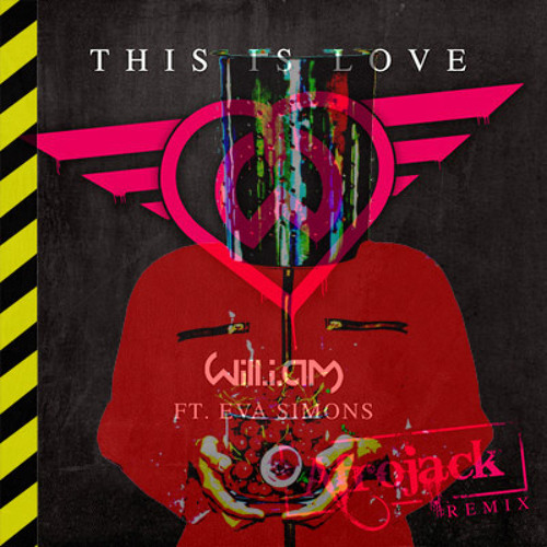 Will.I.Am Ft. Eva Simons - This Is Love (Afrojack Remix / RecycleMan's Daft ReEdit) / free download