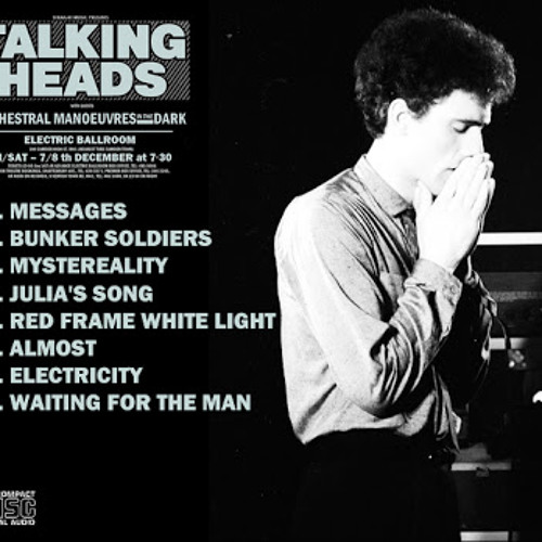 OMD - Messages - Electric Ballroom London 7/12/79