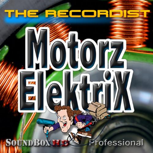 Motorz Elektrix HD Pro SFX Library