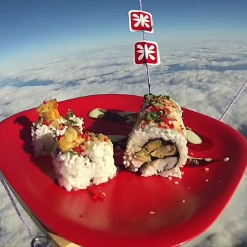 Galactik sushi - FREE PROJECT DOWNLOAD