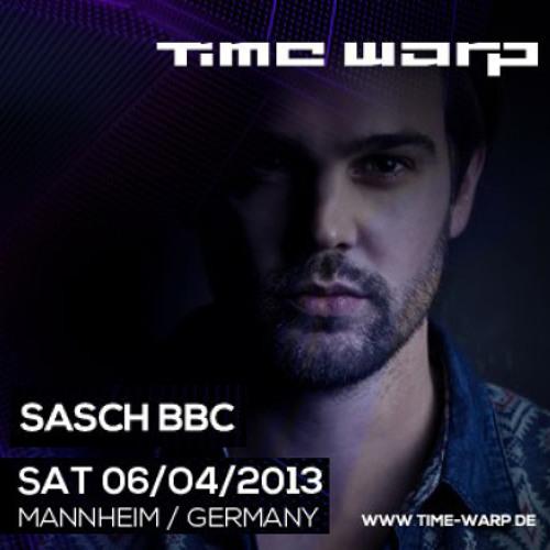 Time Warp 2013 - Sasch BBC - Live Recording - Floor 4