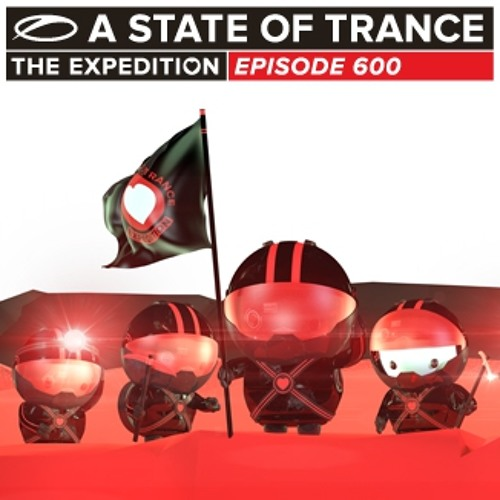 Arctic Moon - Live at A State of Trance 600 Den Bosch (06.04.2013)