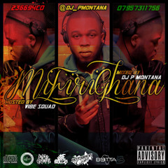 Mi Firi Ghana Hiplife Mix DJ P Montana & Vibe Squad
