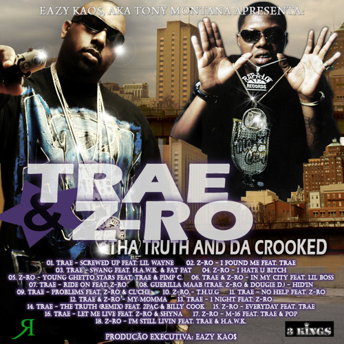 In My City - Z-Ro & Trae (Slow Instrumental)