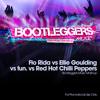 Flo Rida vs fun. vs Ellie Goulding vs Red Hot Chili Peppers (Bootleggers Mashup)