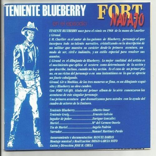 Teniente Blueberry   [Dramatización radiofónica]