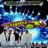 Grupo Super T - cosas del amor Portada del disco