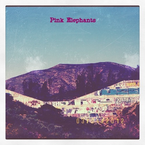 Pink Elephants - The Flying Bandstand Jesus