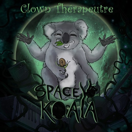 Spacey Koala - Gribouillonne - Mastered - EP out now on bandcamp